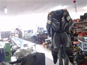 TEKNIC Clothing BLACK LEATHER JACKET